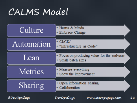 CALMS Model image