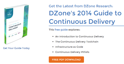 Dzone 2014 CD guide
