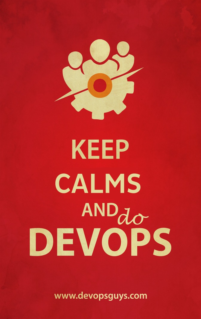 DevOps is for life, not just for techies