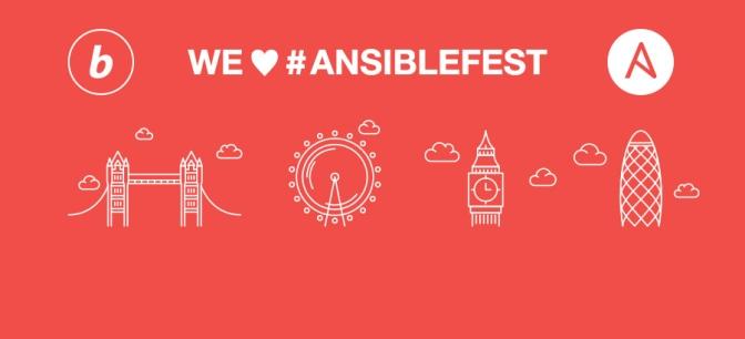 #AnsibleFest2015