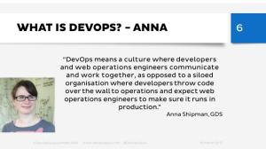 DevOps - Anna