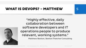 DevOps - Matthew