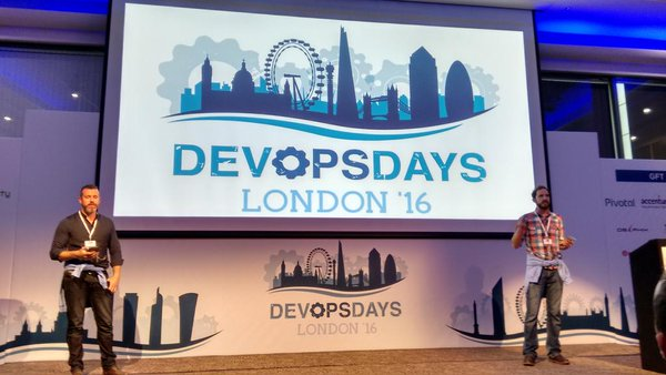 DevOpsDays does London – 2016